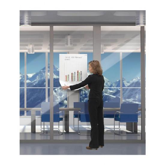Set flipchart electrostatic 60x80 cm, matematica, 25 coli LEGAMASTER Magic Chart