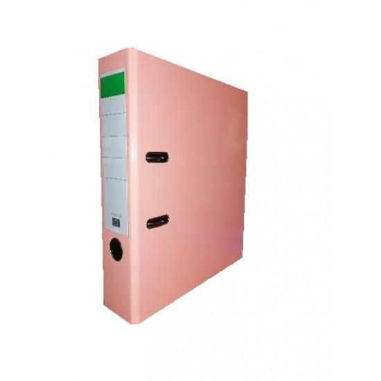 Set 5 bucati biblioraft laminat, 8 cm, culori pastel