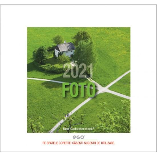 Calendar de birou Foto 2021