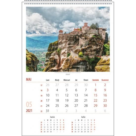 Calendar de perete Sacru 2021