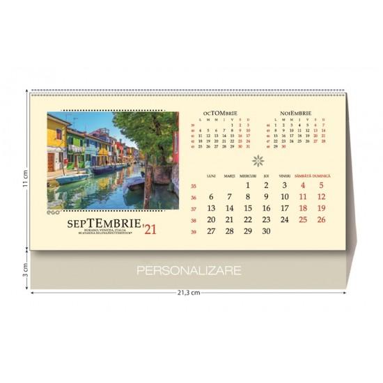 Calendar de birou Strazi 2021
