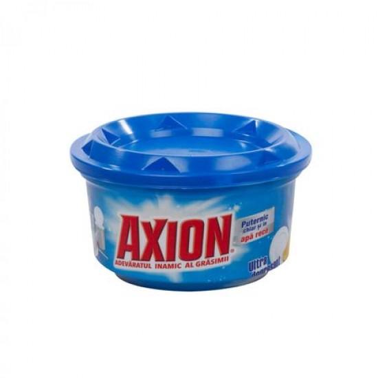 Detergent pasta pentru vase Axion, degresant, aroma citrice, 400 g