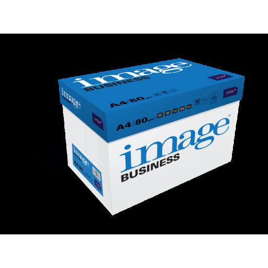 Hartie copiator A4 , 80g , 500coli/top Image Business