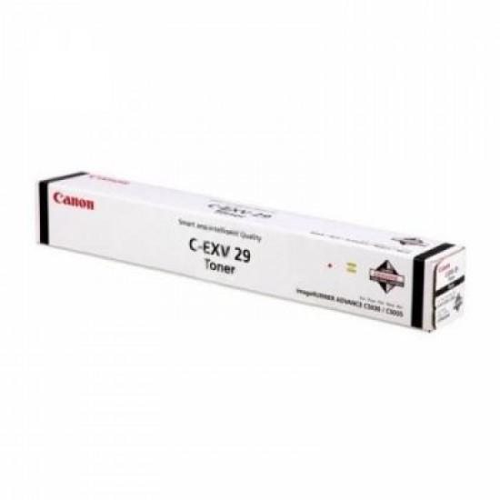 CARTUS TONER BLACK C-EXV29BK 36 720G ORIGINAL CANON IR C5030