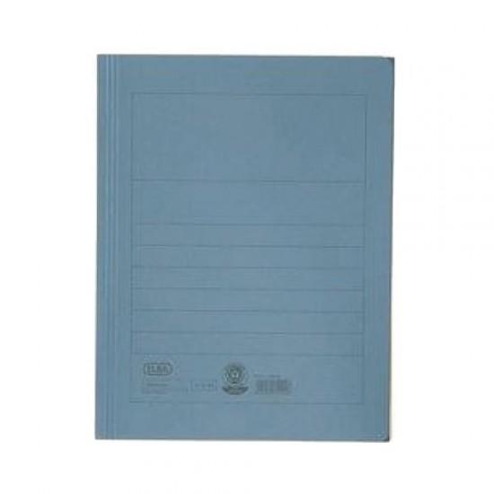 Dosar carton plic ELBA - albastru
