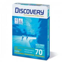 Hartie copiator, format A4, gramaj 70 g/mp, 500 coli/top, Discovery