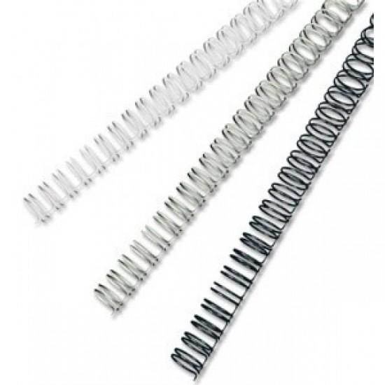 Inele din metal pentru indosariere, 14 mm, 100 bucati/cutie, FELLOWES