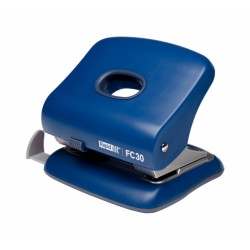 Perforator 30 coli, RAPID FC30, albastru