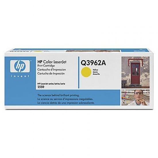 CARTUS TONER YELLOW NR.122A Q3962A 4K ORIGINAL HP LASERJET 2550